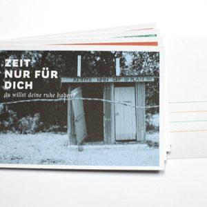 Foto der Postkarte Inspiration Zeit nur für Dich Kategorie was unternehmen